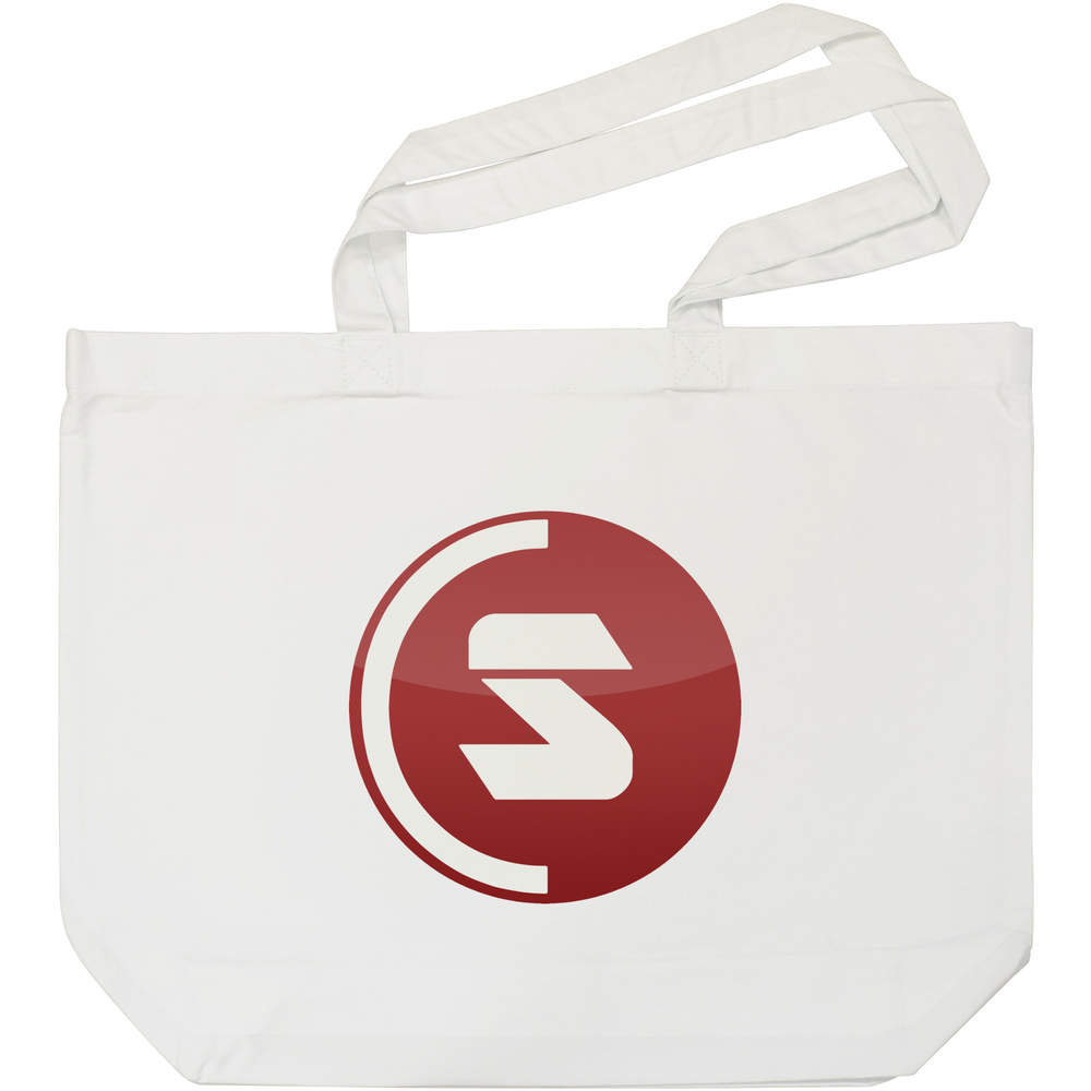 'SuperCoin Logo' Tote Shopping Bag For Life (BG00000002)
