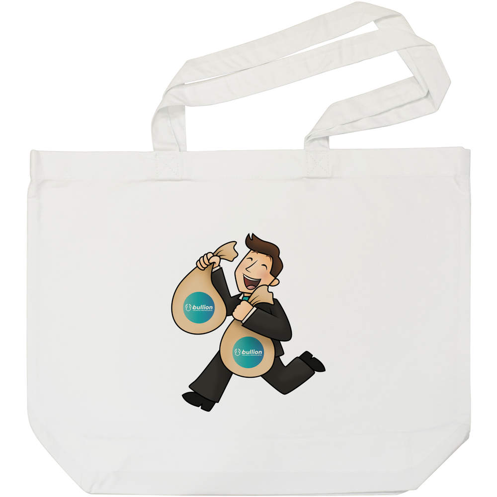 'Bullion Bag Holder' Tote Shopping Bag For Life (BG00000010)