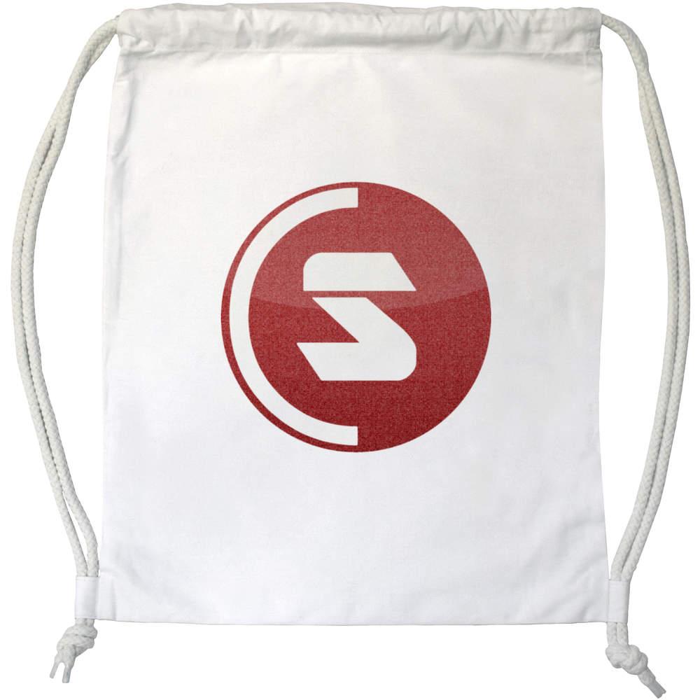 'SuperCoin Logo' Drawstring Gym Bag / Sack (DB00000002)
