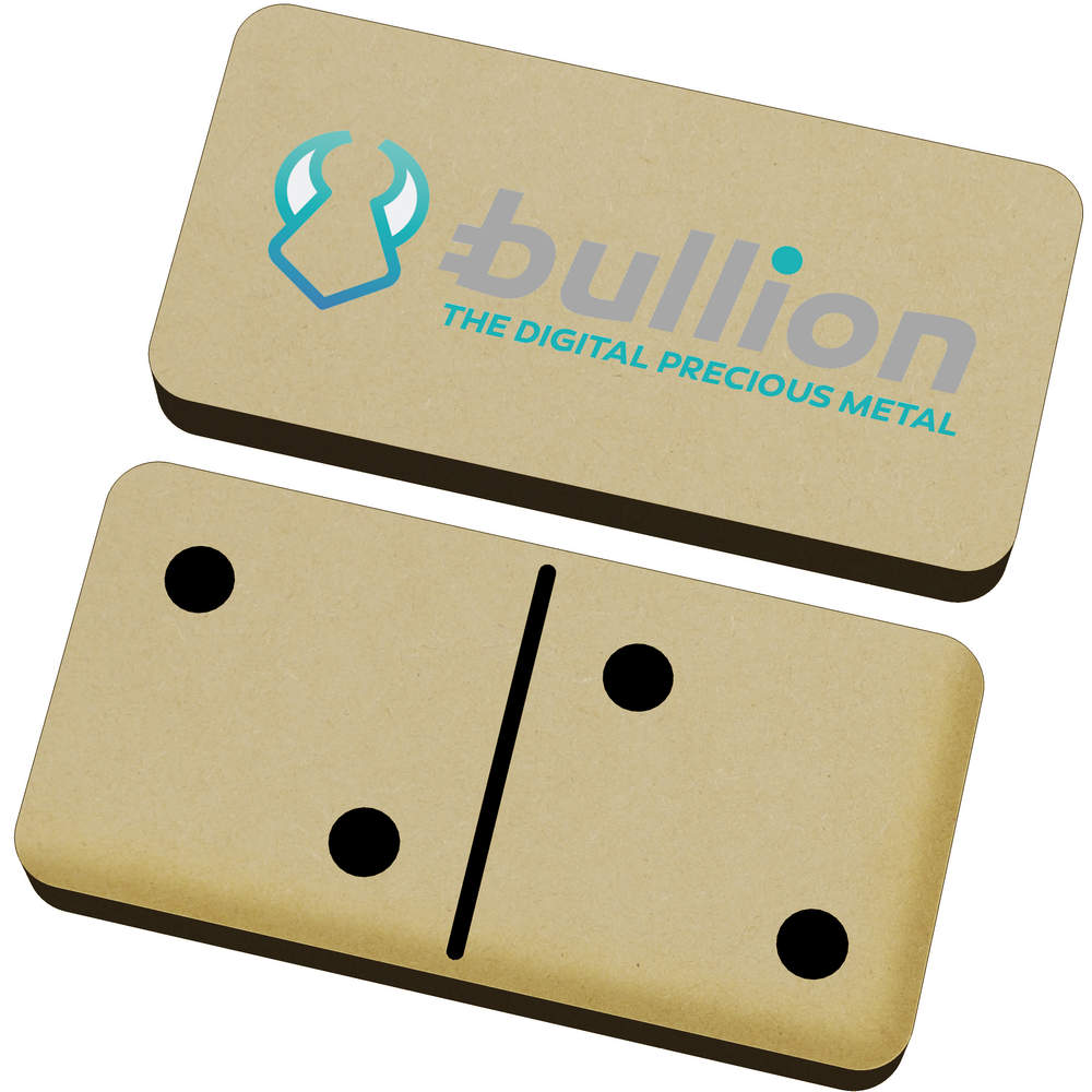 'Bullion Logo' Domino Set & Box (DM00000008)