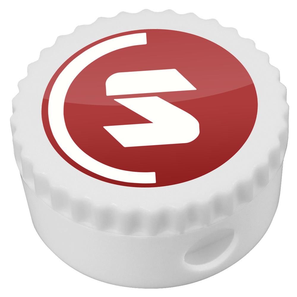 'SuperCoin Logo' Compact Pencil Sharpener (PS00000002)